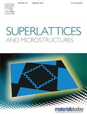 Superlattices and Microstructures