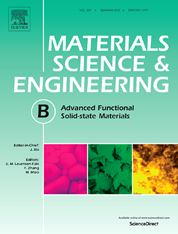 Materials Science & Engineering B