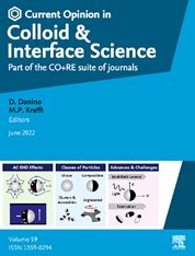 Current Opinion in Colloid & Interface Science