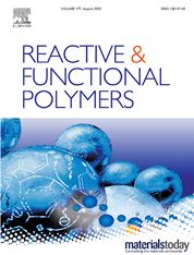 Reactive and Functional Polymers