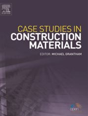 Case Studies in Construction Materials
