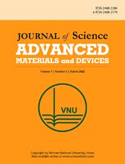 Journal of Science: Advanced Materials and Devices