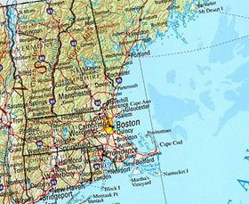 Massachusetts remains the region's top industrial state, accounting for 38% of New England manufacturing plants, while supporting 45.5% of the area's industrial employment.