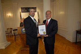 David Rauch, Manufacturing Manager of BARON-