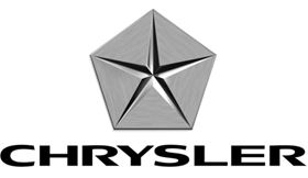 "Logo for the ""New Chrysler."""
