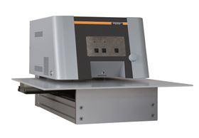 Fischer's new dispersive x-ray fluorescence (EDXRF) instrument can measure thin coatings, contacts and components on PCBs, and also determine the composition of electroplating baths.
