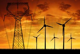 Wind energy can continue to be a growth area for composites. (Photo courtesy of Shutterstock.com)