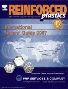 The Reinforced Plastics International Buyers' Guide is an annual publication.