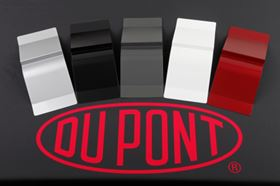 Silver, black, gray, white and red came up big in DuPont's 2011 Automotive Color Popularity Survey.