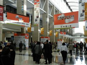 More than 26,000 people pre-registered to attend FABTECH  2011 at McCormick Place in Chicago.