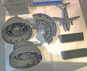 Figure 3. NLR additive manufacturing examples.