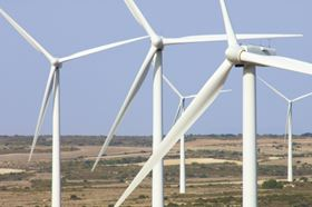 Wind farms can interfere with radar, causing problems for air traffic control services and defence organisations. (Picture © Pedro Salaverría. Used under license from Shutterstock.com.)