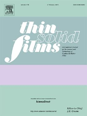 Thin Solid Films: Freely available articles online