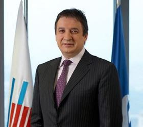 Prof Dr Ahmet Kirman – vice chairman and CEO of Sisecam Group.