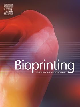 Introducing new journal : Bioprinting