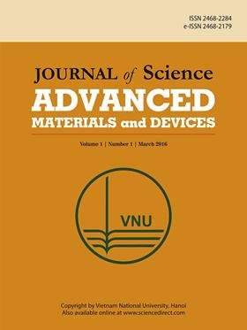 Journal of Science: Advanced Materials and Devices: First issue published
