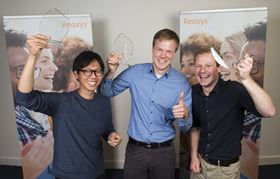 Reaxys PhD Prize Winners