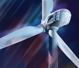 The 10 MW Britannia wind turbine from Clipper Windpower. Image courtesy of Clipper.
