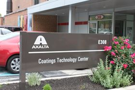 Axalta's new reactor will allow for the testing and manufacture of new polymer concepts at a much quicker rate than before.