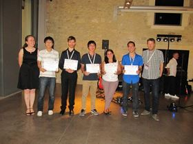 ICDCM 2016 Young Scholar Award Winners Announced