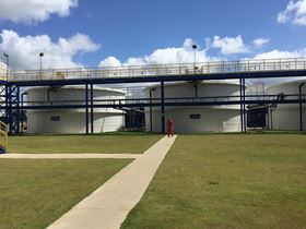 Tecniplas has supplied eight fiber reinforced plastic composite tanks at a plant run by Fiat Chrysler Automobiles (FCA) in Goiana (Brazil).