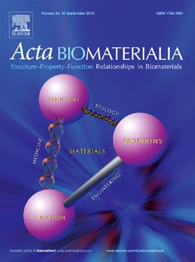 Invitation to celebrate the 10th Anniversary of Acta Biomaterialia
