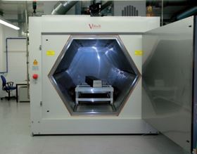 GKN Aerospace has used microwave curing as a way to reduce OOA processing costs. (Photo courtesy of GKN)