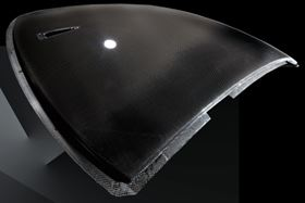 BMW already uses carbon fibre composite in the roof of the M3.