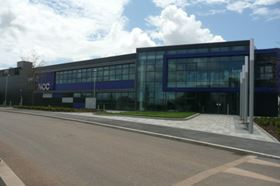The NCC is located on the Bristol and Bath Science Park.