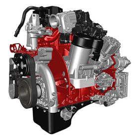 Renault has made a prototype DTI 5 4- cylinder Euro-6 step C engine using 3D printing.