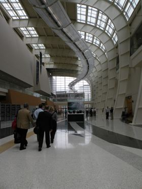 A spike in onsite registrations helped iboost overall attendance at SUR/FIN 2010, held June 14–17 at DeVos Place in Grand Rapids, Mich.
