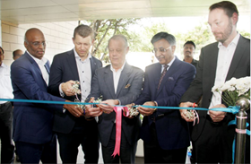 Höganäs has opened its new ITEC technologer center based in Pune, India.