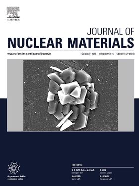 Journal of Nuclear Materials award winners announced