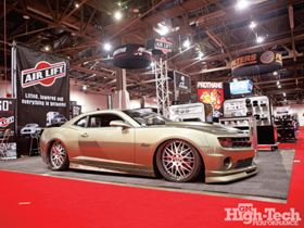 The SEMA Show, billed as the premier automotive specialty products trade event, kicks off Nov. 1-4 at the Las Vegas Convention Center. 