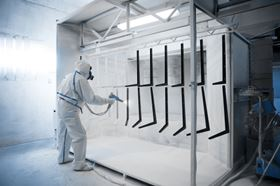 EPA recently clarified that the Paint and Allied Products Area Source Rule does not cover secondary processes that occur after powder coating extrusion, since HAPs would be bound in the coating matrix after this point.