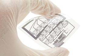 Nano-silver inks allow Clariant to enter the fast-growing markets for printed electronics. (Photo: istockphoto)