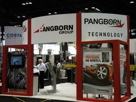 FABTECH 2011 was particularly kind to Pangborn Group, which sold several large units right on the show floor.