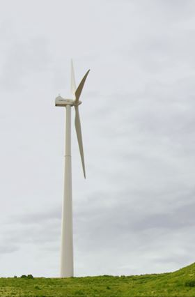 Gamesa's G10X wind turbine.