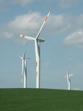 Blade lengths have increased with the move to multi-MW wind turbines.