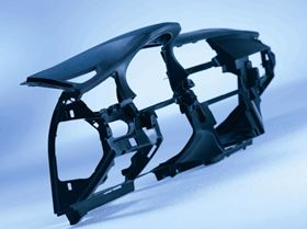 Bmw Selects Glass Reinforced Polypropylene For Dashboard