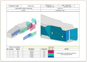 Laminate Tools is a stand-alone Windows application that covers composites structural design.