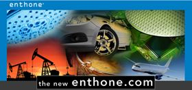 The new Enthone.com boasts improved navigation and functionality as well as new features.