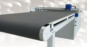 GUNNAR International's new Technical Textile CUTTER TTC119.