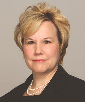 Katharine Morgan, the new president of ASTM International.