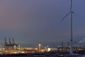 Nordex says the almost 190 m tall wind turbines are among the largest operating in Hamburg