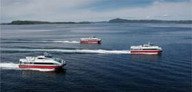 Brodrene AS in Norway uses Reichhold's Dion vinyl ester infusion resin in its fast passenger ferries.