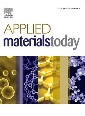 Applied Materials Today receives first CiteScore Tracker value