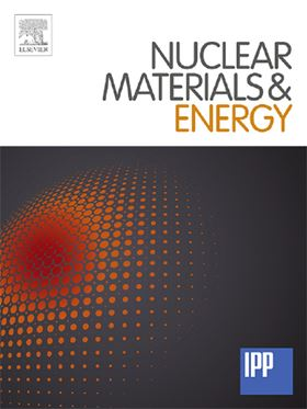 Nuclear Materials and Energy now indexed in the Emerging Sources Citation Index