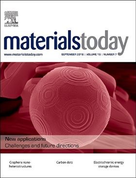 The parent journal, Materials Today, is now open for original research article submissions.