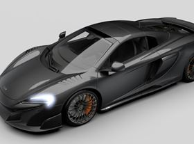 The MSO Carbon Series LT features around 40% additional carbon fiber parts over a standard car.